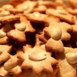 Kruche ciasteczka maślane z orzechami 13