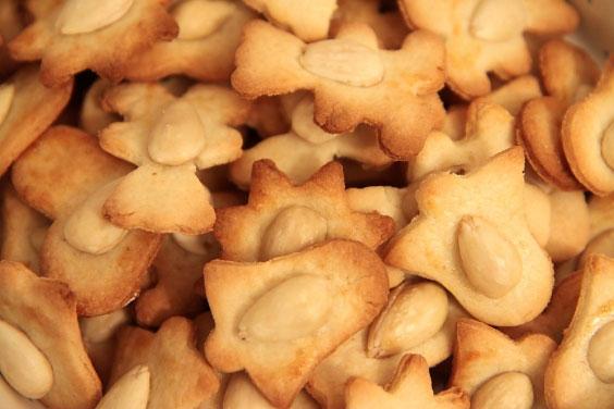 Kruche ciasteczka maślane z orzechami 18