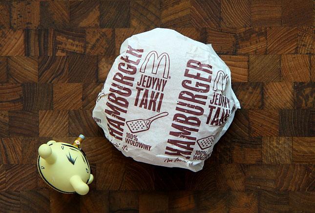 Hamburger and fries project_10