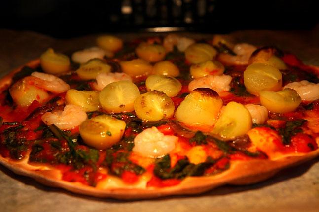 Pizza z krewetkami L_03