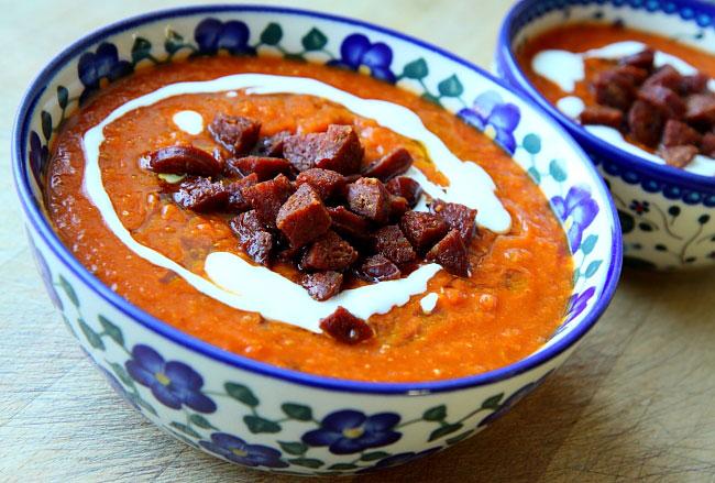Zupa z czerwonej soczewicy L_01