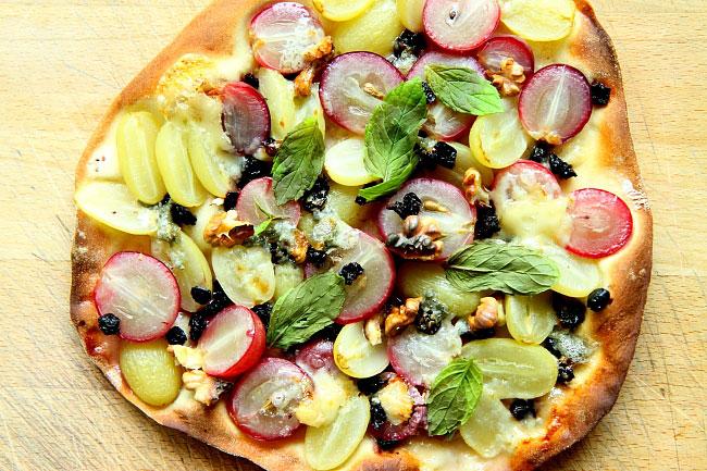 Pizza z owocami L_18