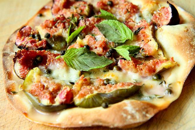 Pizza z owocami L_21