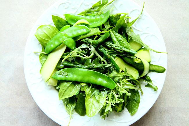 Zielona sałatka L_17