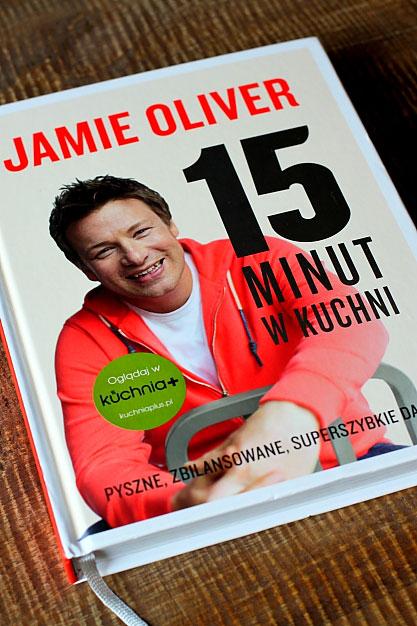 Recenzja 15 minut w kuchni czyli jamie oliver przyspiesza facet i kuchnia - Jamie en 15 minutes ...