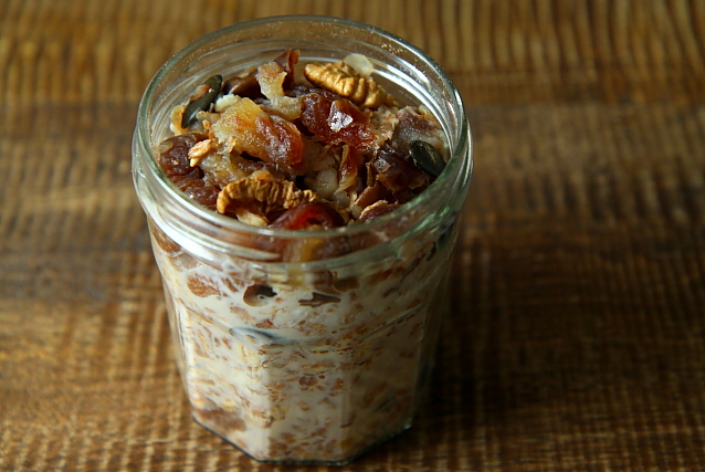 Overnight oatmeal L_07