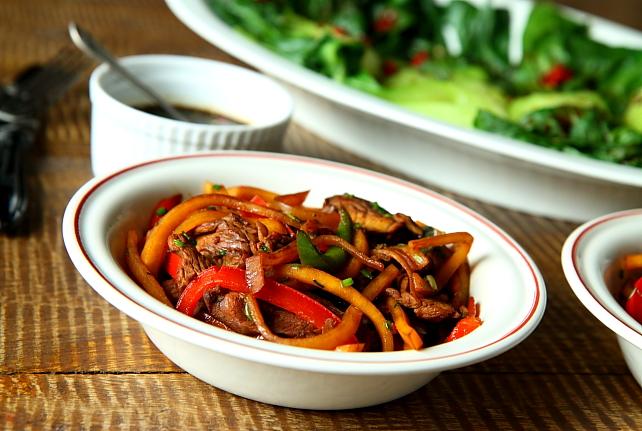 Stir-fry plus pak choi L_12