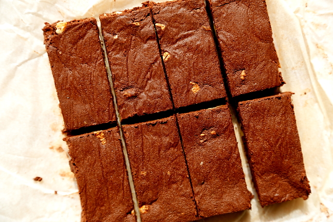 Dietetyczne ciasto czekoladowo-bananowe