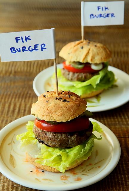 Burger siekany L_09