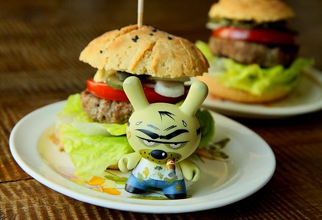 Burger siekany L_10