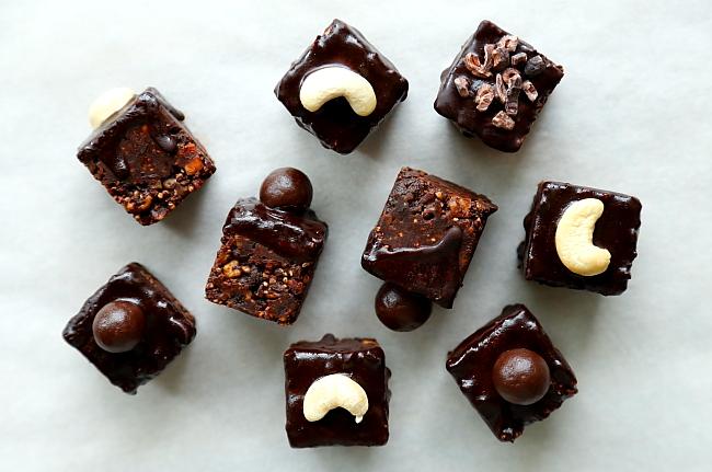 Choco cubes L_02
