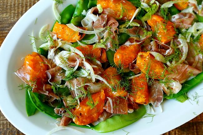 Salatka morele grillowane L_06