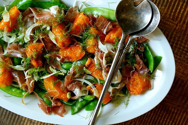Salatka morele grillowane L_07
