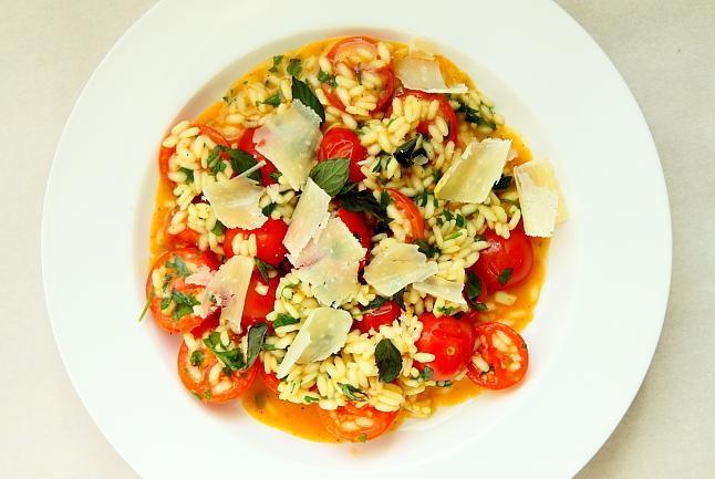 Risotto z pomidorkami L_02