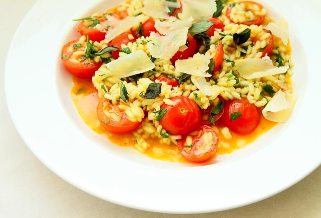 Risotto z pomidorkami L_06