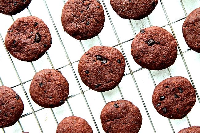 Ciastka jaglane brownie L_ 01