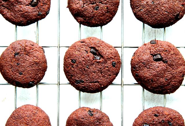 Ciastka jaglane brownie L_ 03