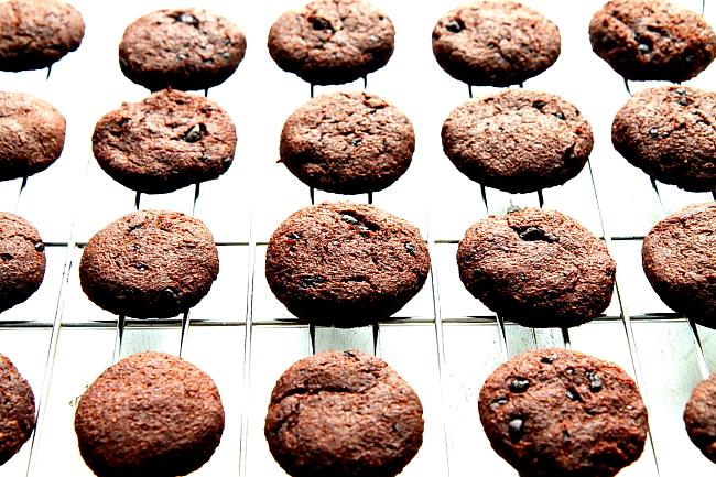 Ciastka jaglane brownie L_ 05