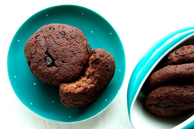 Ciastka jaglane brownie L_ 10