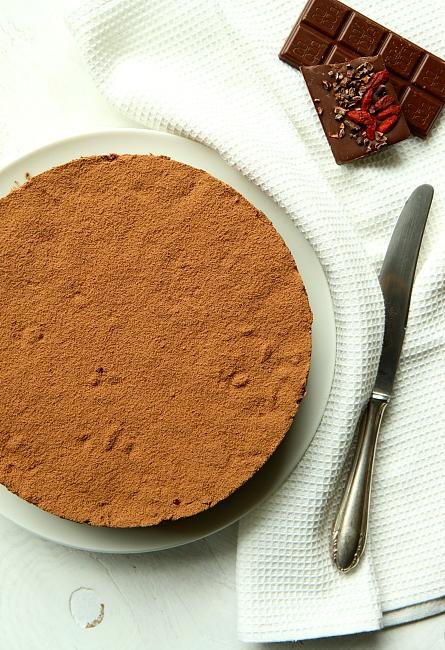 Ciasto czekoladowe jaglane L_01