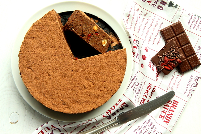 Ciasto czekoladowe jaglane L_03