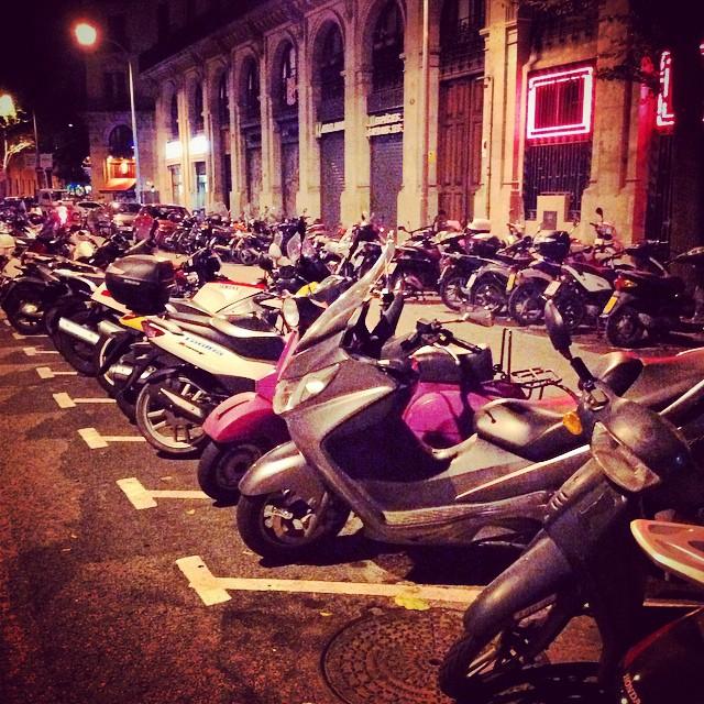 Bar Celta street