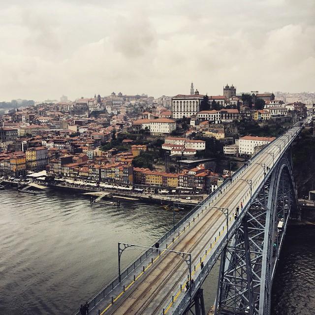 Porto cityscape2