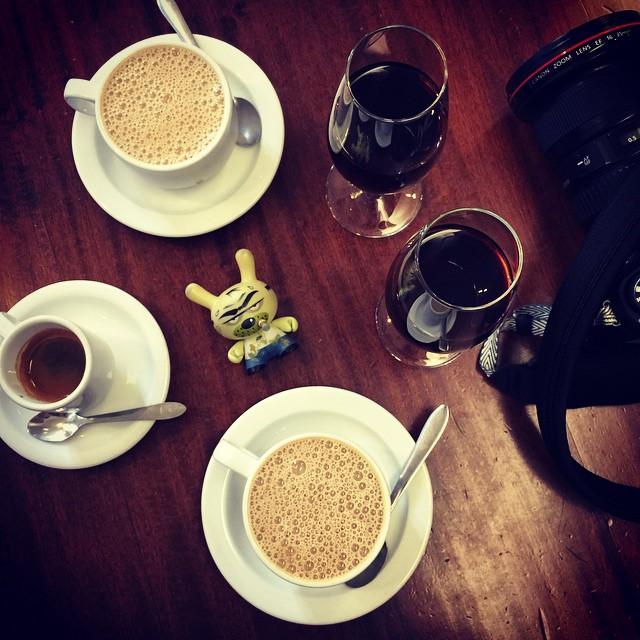 Porto do kawy