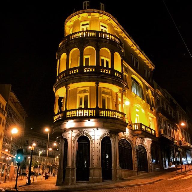 Porto night