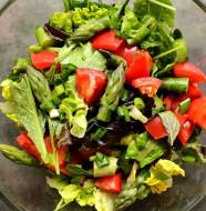 Prosta salatka ze szparagami L_05