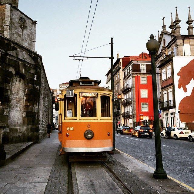 Tramwaj Porto