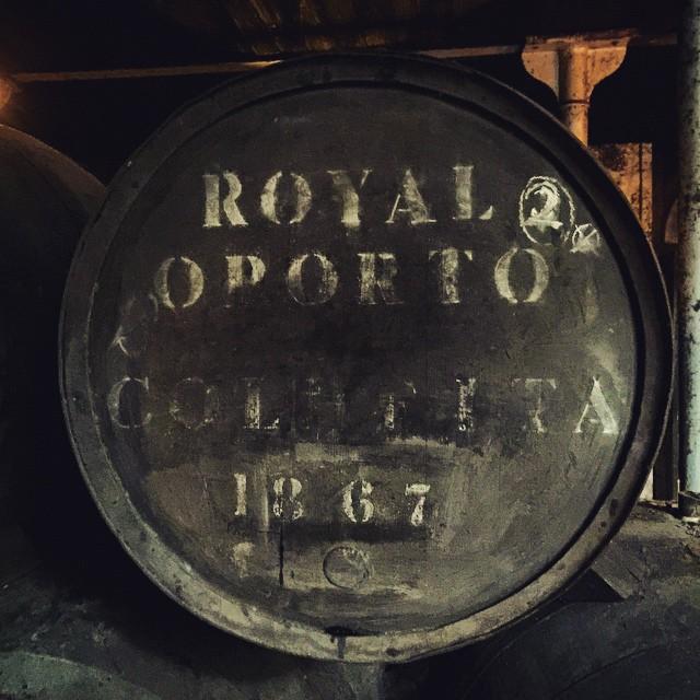 Very old barrel - RCV