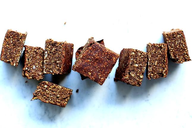 Kakaowe batony z jaglanką L_04