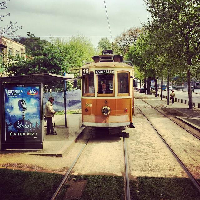 Porto tramwaj 2