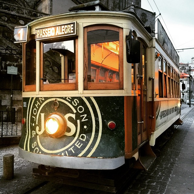 Porto tramwaj 3