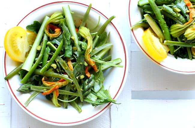 Salatka kwiaty cukinii L_01