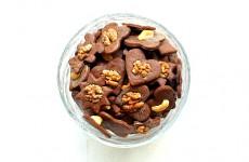 Ciasteczka kruche kakaowe L_01