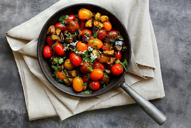 Baklazan i pomidory L_07