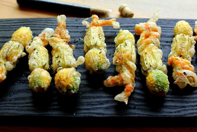 Kwiaty cukinii ryzowa tempuraL_05