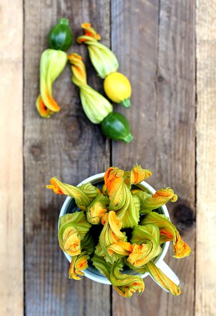 Jak przyrządzić kwiaty cukinii? Najlepszy poradnik