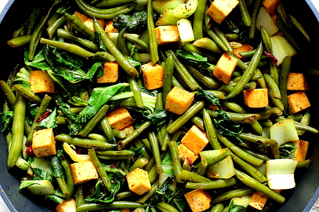 Tofu z fasolka szparagowa L_03