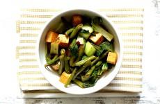 Tofu z fasolka szparagowa L_05