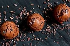 Sorbet z gorzkiej czekolady L_02