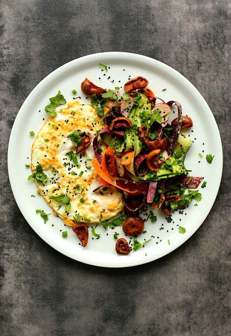 Omlet z rydzami L_07