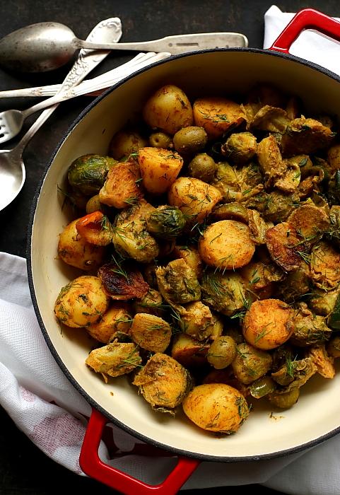 Brukselka ziemniaki oliwki L_01
