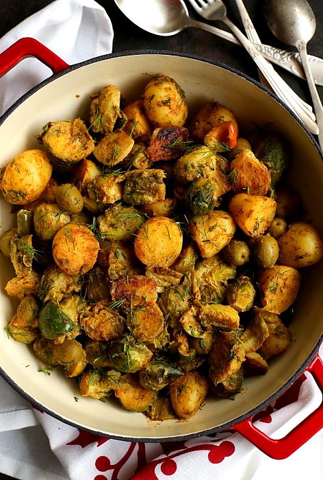 Brukselka ziemniaki oliwki L_05
