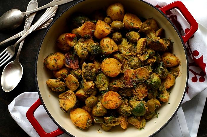 Brukselka ziemniaki oliwki L_12