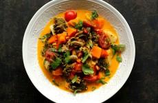 Curry z owocami morza L_06