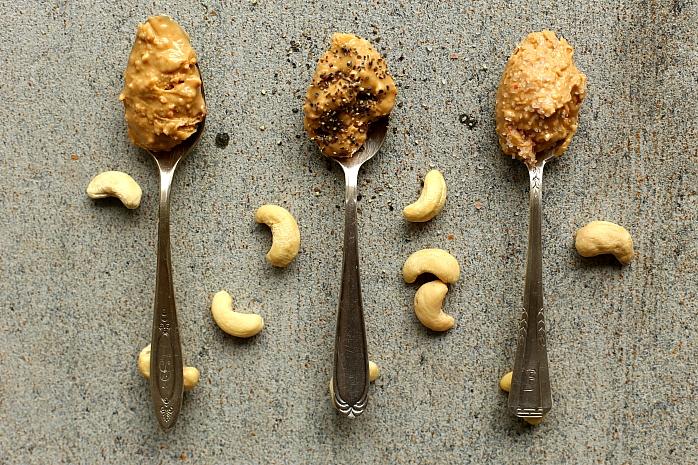 Masło orzechowe z nerkowców