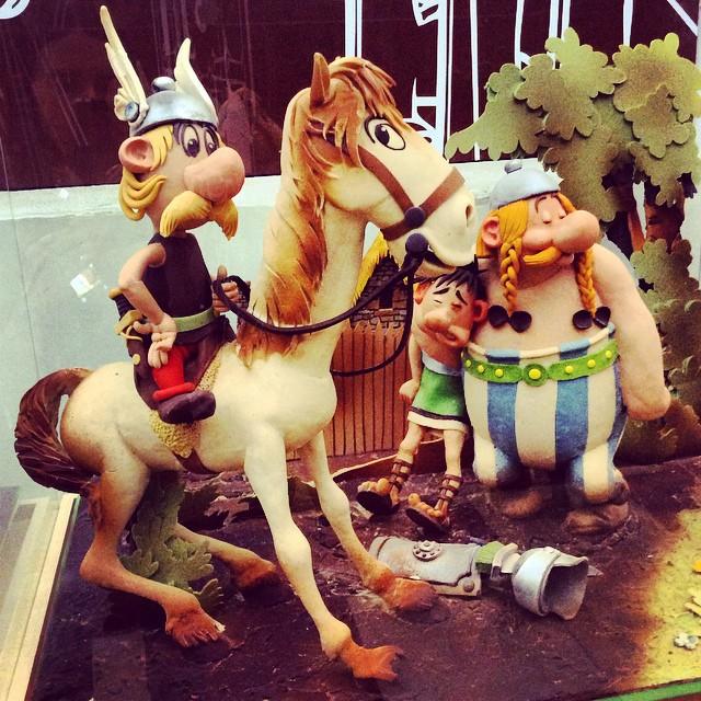 muzeum czeko asterix